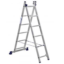 Лестницы алюминиевые бытовые и усиленные